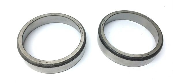 Federal Mogul/Bower BCA Tapered Roller Bearing Cup 45220 [Lot of 2] NOS
