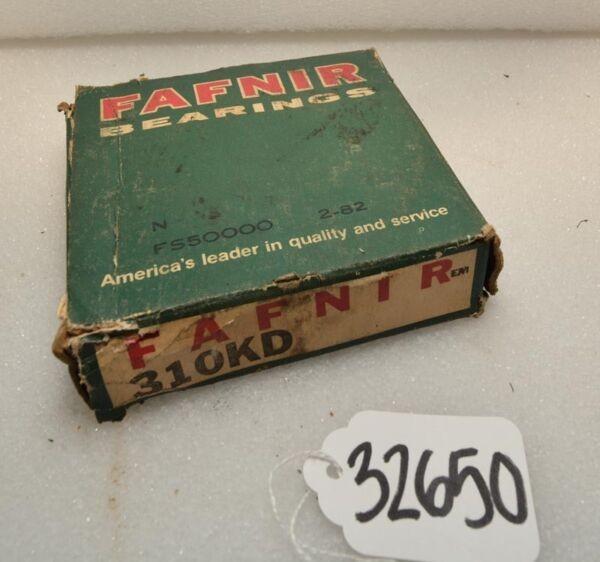 Fafnir 310KD Single Row Ball Bearing (Inv.32650)