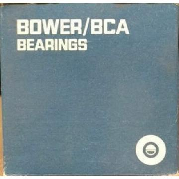 BOWER 52400 TAPERED ROLLER BEARING