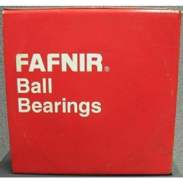 FAFNIR 7409W Angular Contact Ball Bearing #1 image