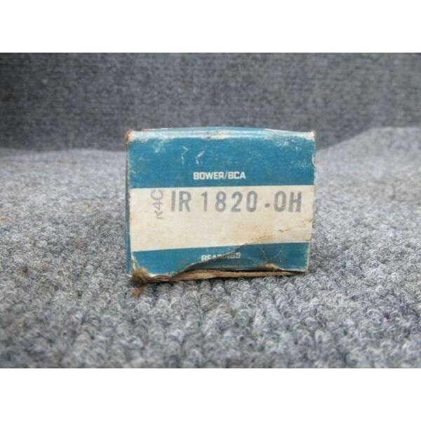 Bower BCA Bearing IR1820-OH #1 image
